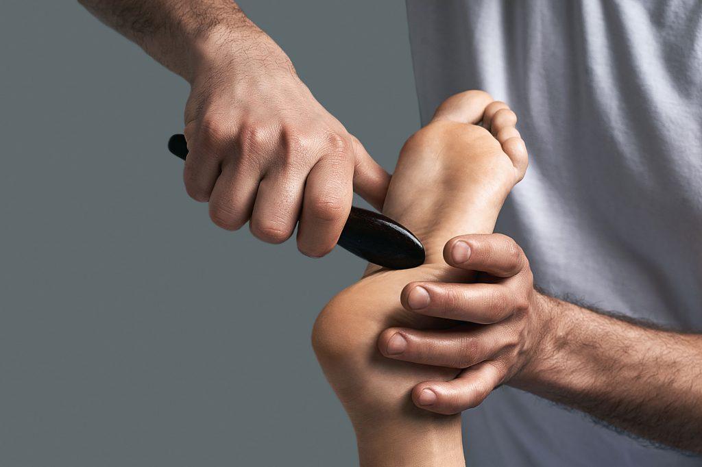 Instrument assisted soft tissue mobilisation