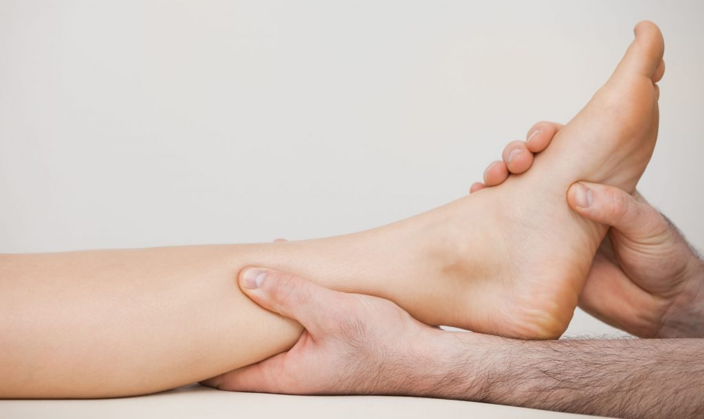 Massage and fascial release